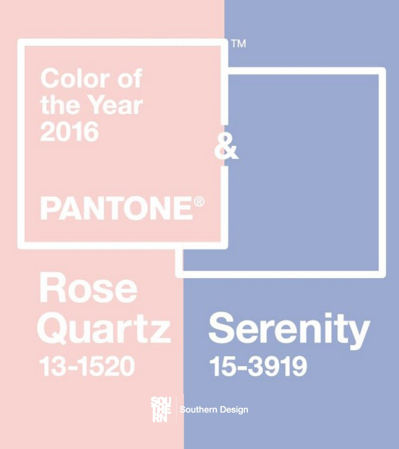 And Color of the Year goes to……