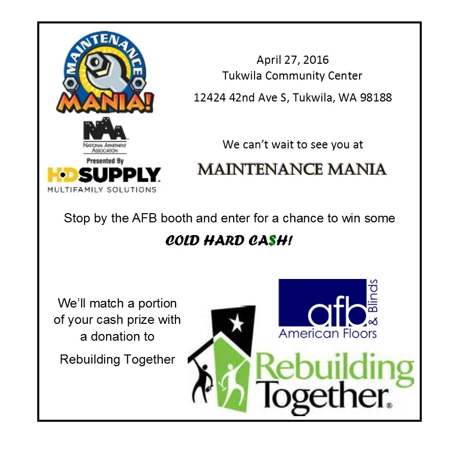 Maintenance Summit - FB flyer 2016